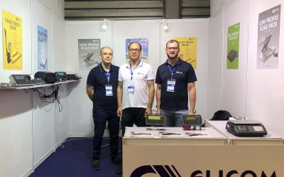 Elicom electronic participated at the most important weighing trade fair in the world